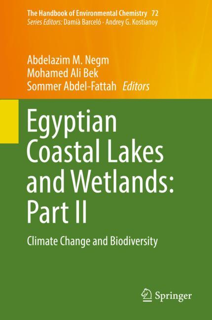 Cover of 'Egyptian Coastal Lakes and Wetlands: Part II'