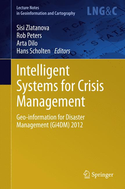 Cover of 'Towards an integrated crowd management platform'