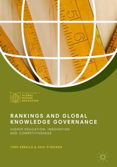 Cover of 'Rankings and Global Knowledge Governance'