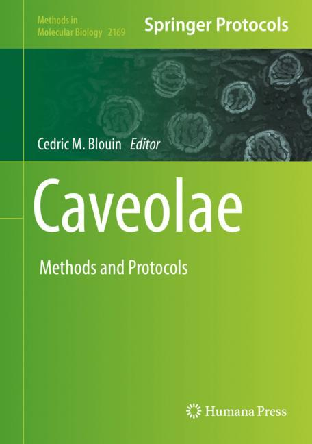 Cover of 'Caveolae'