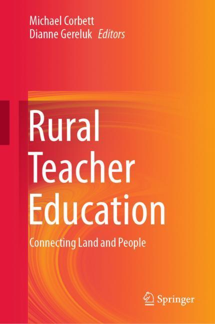 Cover of 'Rural Teacher Education'
