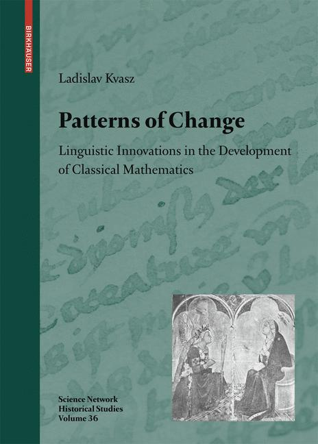 Cover of 'Patterns of Change'