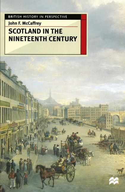 Cover of 'Scotland in the Nineteenth Century'