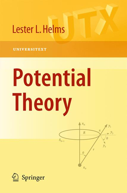 Cover of 'Potential Theory'
