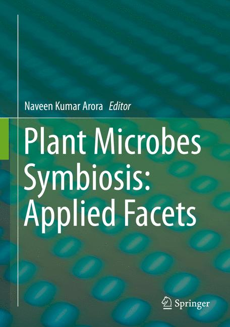 Cover of 'Plant Microbes Symbiosis: Applied Facets'