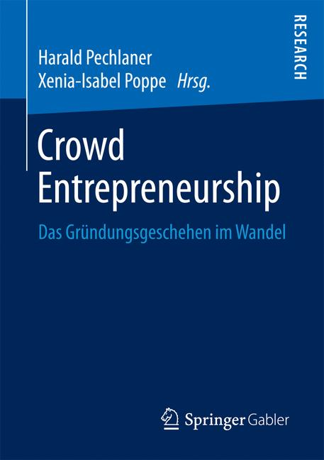 Cover of 'Crowd Entrepreneurship'