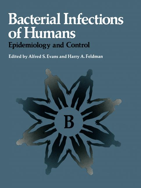 Cover of 'Bacterial Infections of Humans'