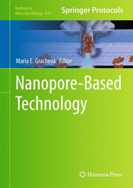 Cover of 'Nanopore-Based Technology'