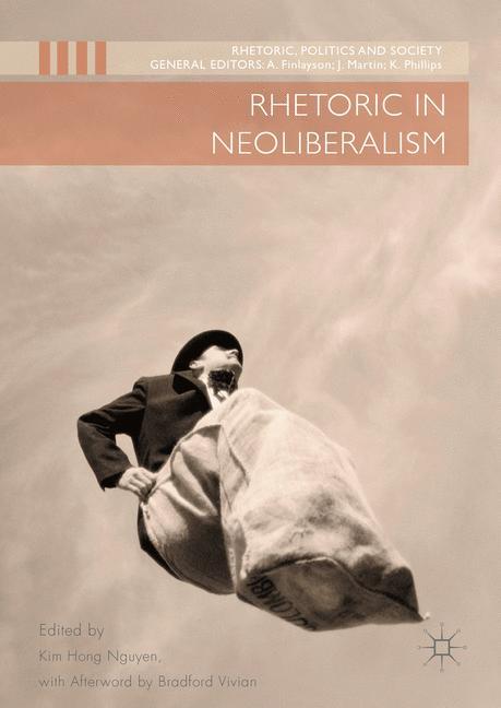 Cover of 'Rhetoric in Neoliberalism'