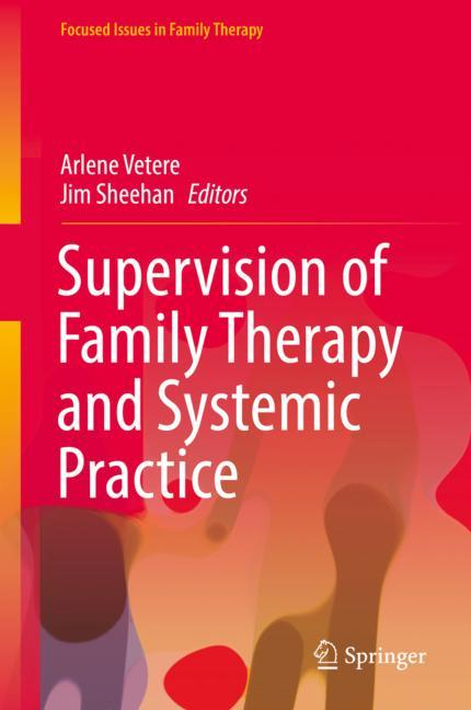 Cover of 'Supervision of Family Therapy and Systemic Practice'