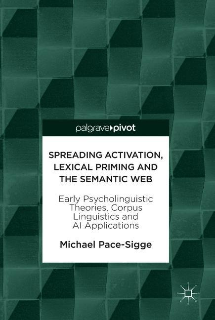 Cover of 'Spreading Activation, Lexical Priming and the Semantic Web'