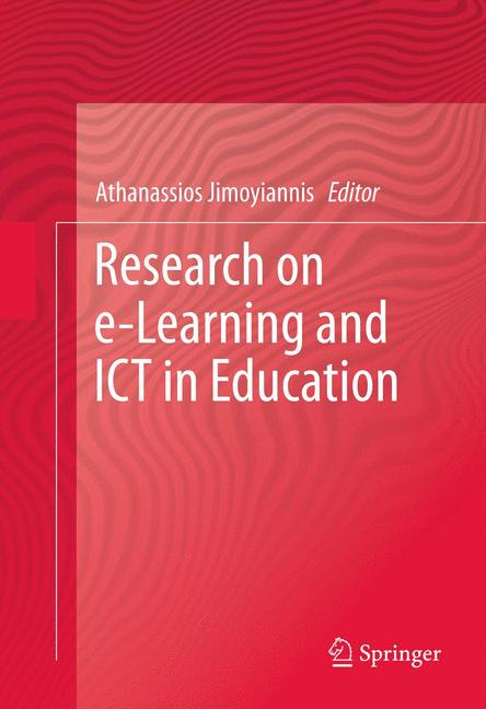Cover of 'Research on e-Learning and ICT in Education'