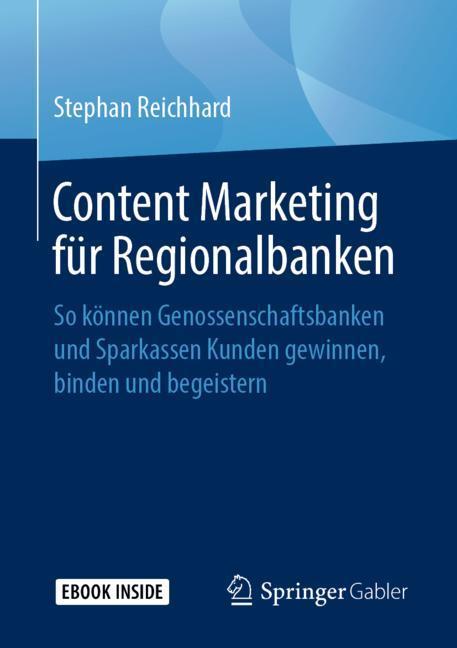 Cover of 'Content Marketing für Regionalbanken'