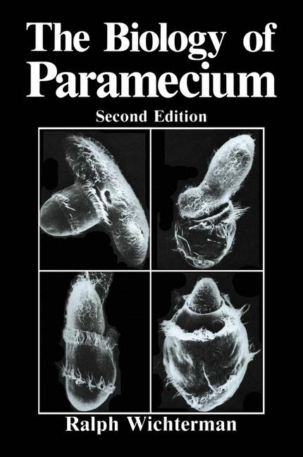Cover of 'The Biology of Paramecium'