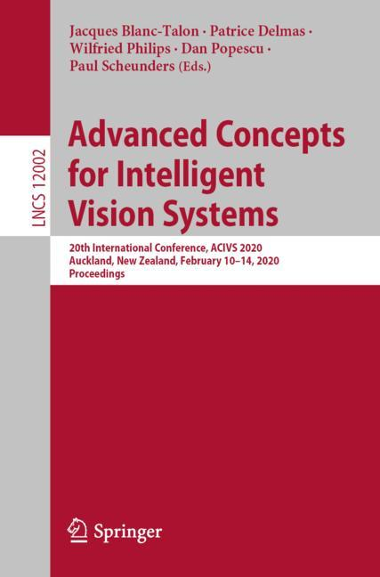 Cover of 'Advanced Concepts for Intelligent Vision Systems'