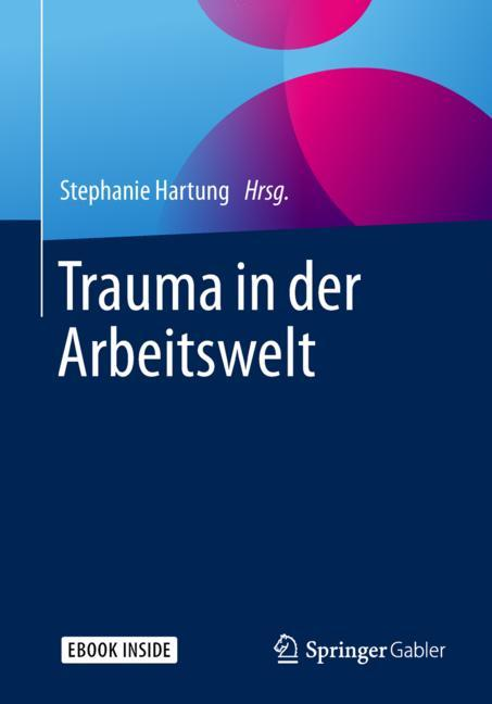 Cover of 'Trauma in der Arbeitswelt'