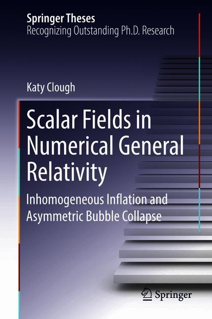 Cover of 'Scalar Fields in Numerical General Relativity'