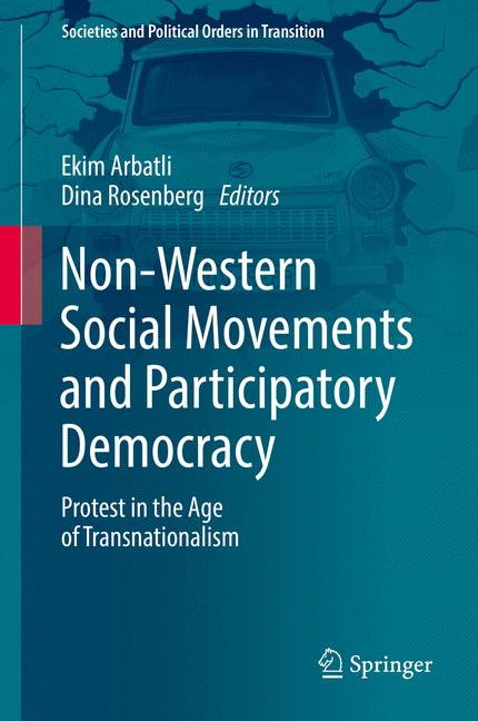 Cover of 'Non-Western Social Movements and Participatory Democracy'