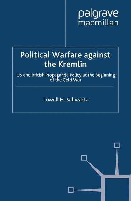 Cover of 'Political Warfare Against the Kremlin'