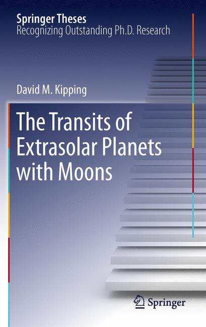 Cover of 'The Transits of Extrasolar Planets with Moons'