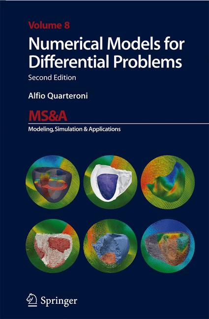 Cover of 'Numerical Models for Differential Problems'