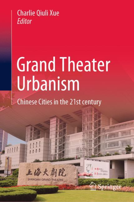 Cover of 'Grand Theater Urbanism'