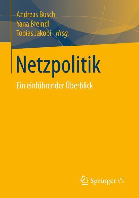 Cover of 'Netzpolitik'