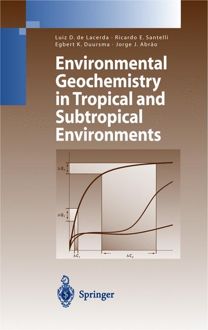 Cover of 'Environmental Geochemistry in Tropical and Subtropical Environments'