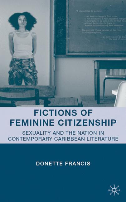 Cover of 'Fictions of Feminine Citizenship'