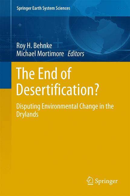 Cover of 'The End of Desertification?'