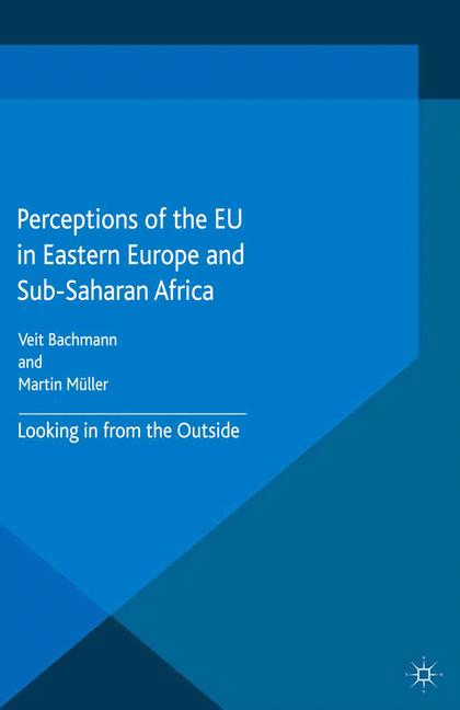 Cover of 'Perceptions of the EU in Eastern Europe and Sub-Saharan Africa'