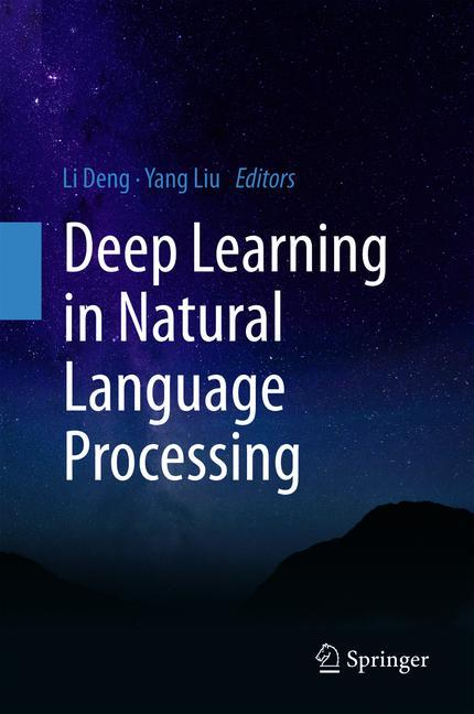 Cover of 'Deep Learning in Natural Language Processing'