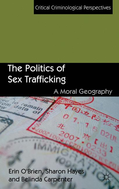 Cover of 'The Politics of Sex Trafficking'