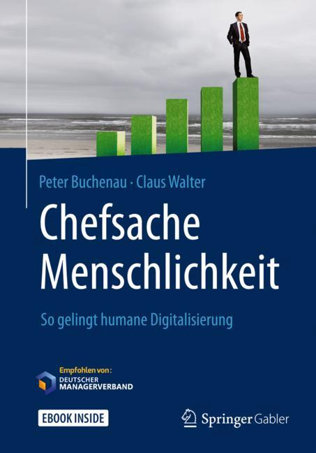 Cover of 'Chefsache Menschlichkeit'