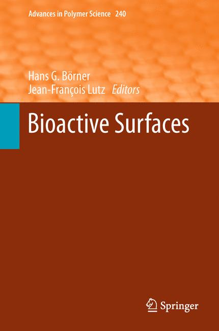 Cover of 'Bioactive Surfaces'