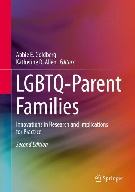 Cover of 'LGBTQ-Parent Families'