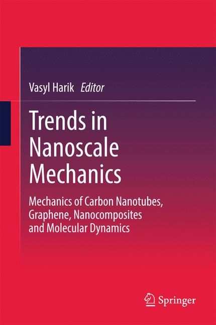 Cover of 'Trends in Nanoscale Mechanics'