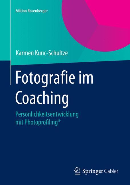 Cover of 'Fotografie im Coaching'