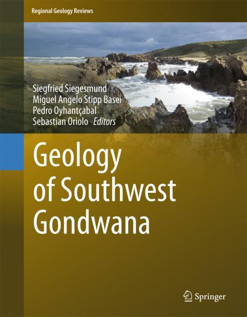 Cover of 'Geology of Southwest Gondwana'
