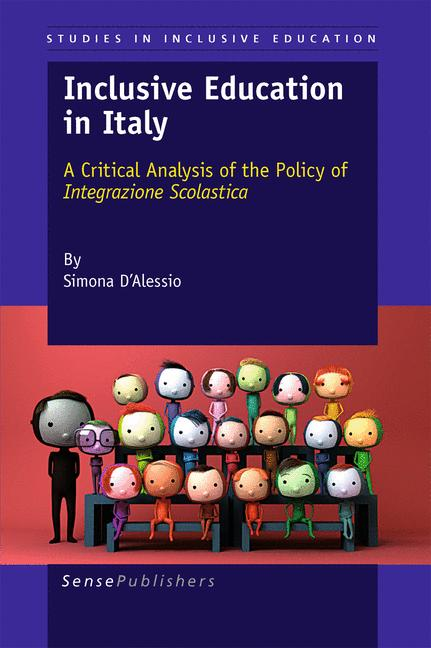 Cover of 'Inclusive Education in Italy'