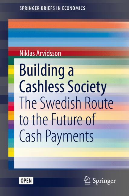 Cover of 'Building a Cashless Society'