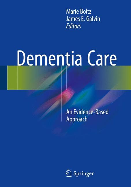 Cover of 'Dementia Care'
