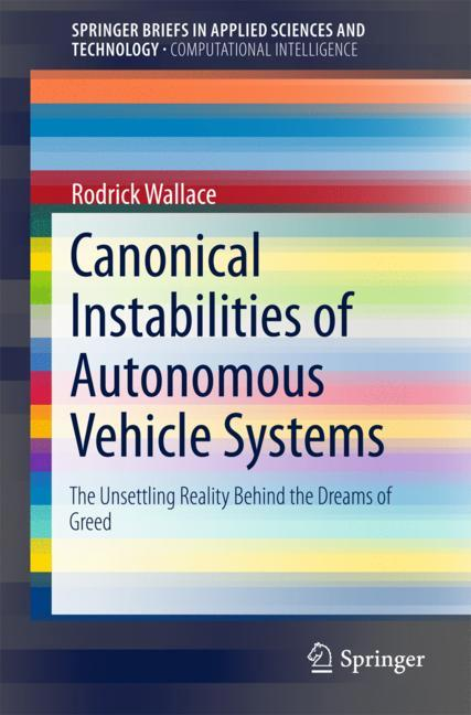 Cover of 'Canonical Instabilities of Autonomous Vehicle Systems'