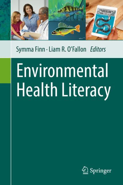 Cover of 'Environmental Health Literacy'