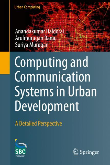 Cover of 'Computing and Communication Systems in Urban Development'