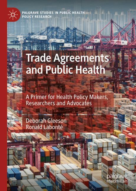 Cover of 'Trade Agreements and Public Health'