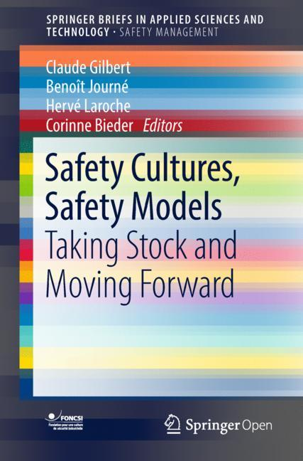 Cover of 'Safety Cultures, Safety Models'