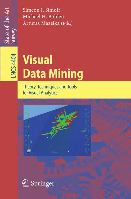 Cover of 'Visual Data Mining'