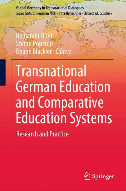Cover of 'Transnational German Education and Comparative Education Systems'