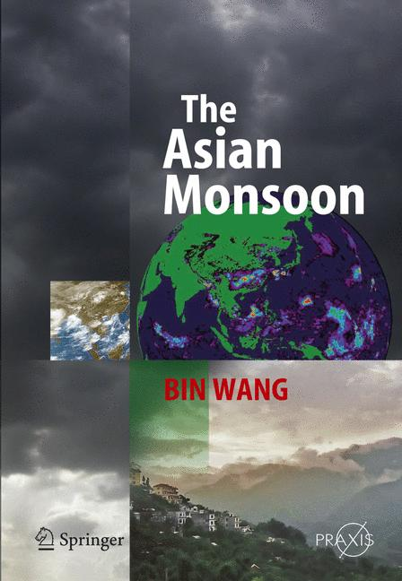 Cover of 'The Asian Monsoon'